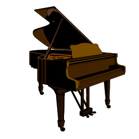 Фортепианное